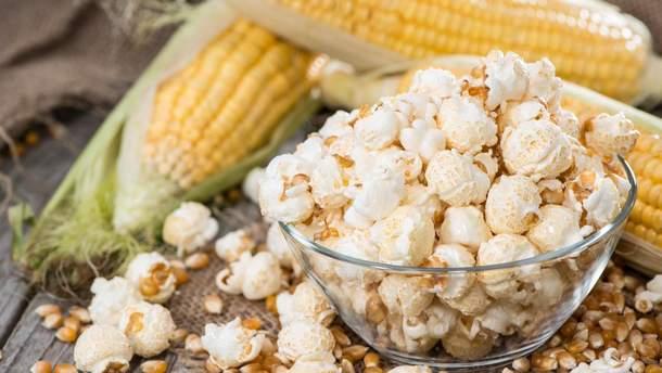 Чем полезен и вреден попкорн