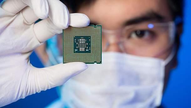 Новые процессоры от Intel