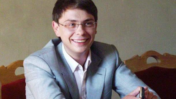 Дмитро Крючков вийшов з в'язниці Мюнхена
