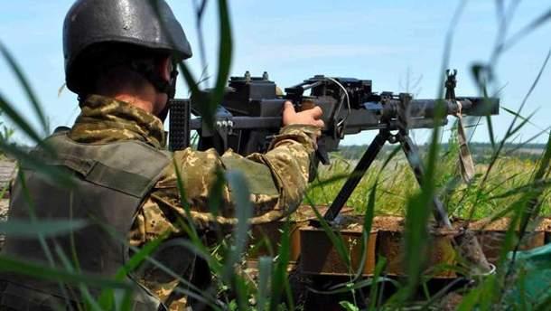 Силы ООС взяли под свой контроль поселок в оккупированной Донецкой области