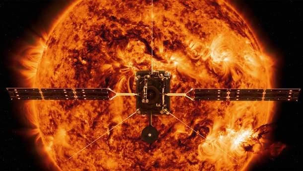 NASA запускає місію до Сонця