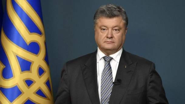 Порошенко почтил память жертв депортации крымских татар 1944 года