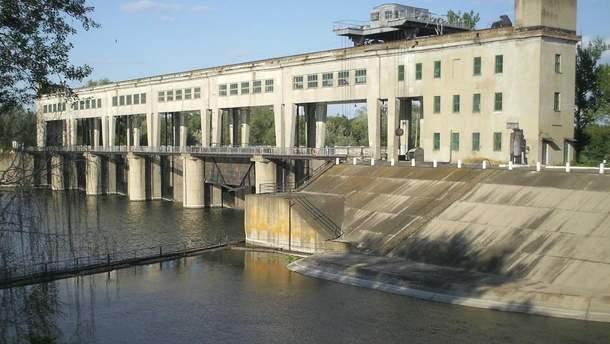 Работу Донецкой фильтровальной станции снова остановили