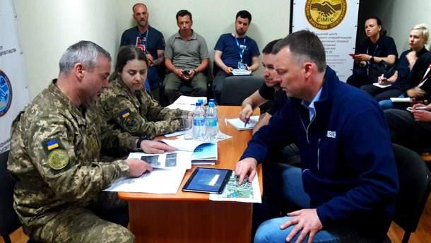 Наев призвал Хуга повлиять на российские оккупационные войска