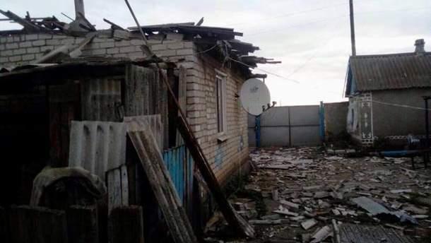 Жебрівський повідомив, що жінка, яка постраждала внаслідок обстрілу Троїцького, жива