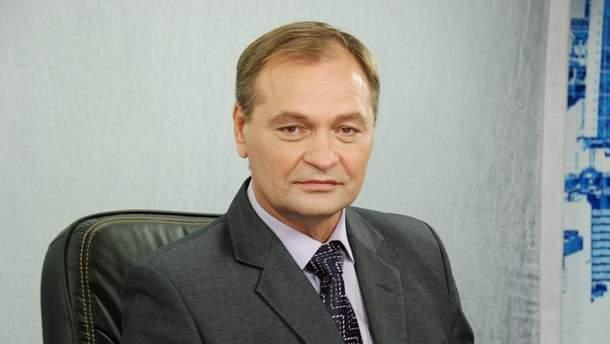 Народный депутат Александр Пономарев
