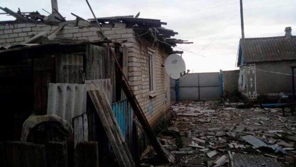 Жебривский сообщил, что женщина, которая пострадала в результате обстрела Троицкого, жива