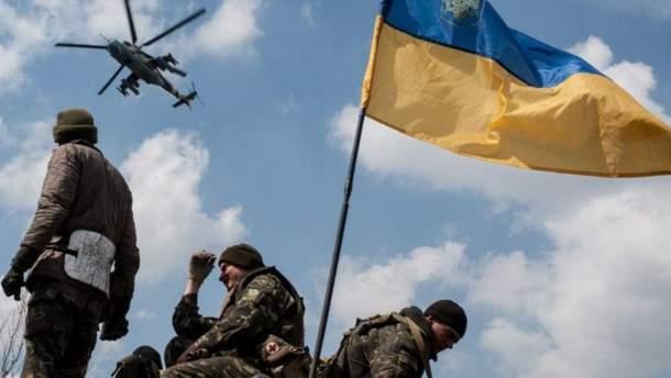 Война на Донбассе закончится, если РФ выведет свои войска с оккупированных районов