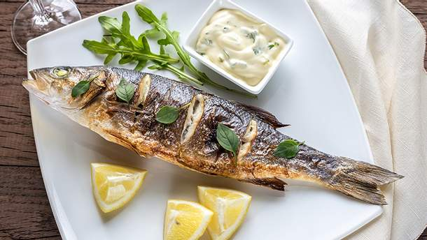 Рыба укрепит здоровье сердца