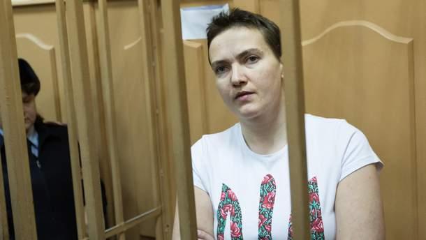 Савченко может согласиться на помощь от Медведчука