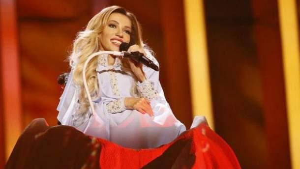 Самойлова обвинила организаторов в провале на Евровидении-2018