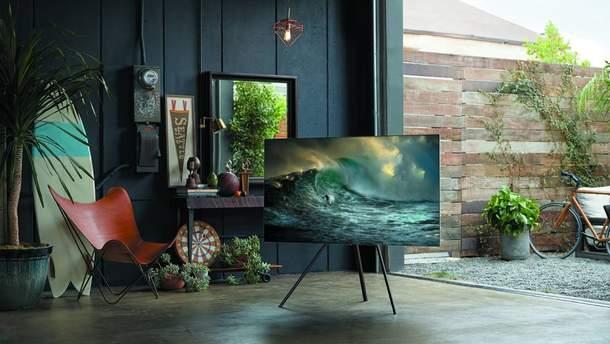 """""""Розумні"""" телевізори Samsung QLED 2018: характеристики та ціна"""