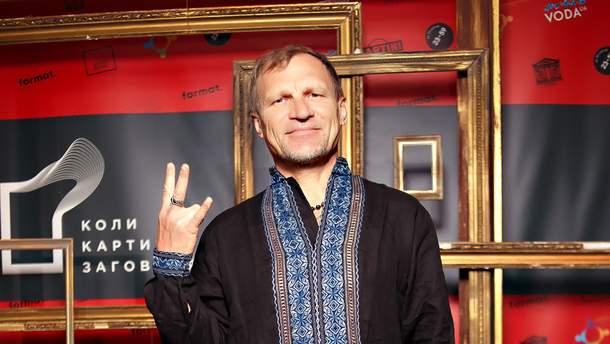 Олег Скрипка взяв участь в проекті