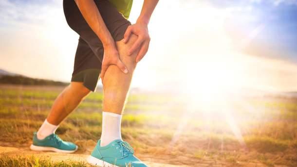 5 найпоширеніших захворювань колін
