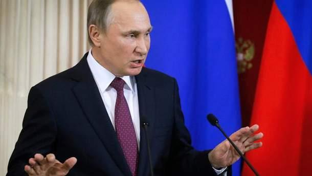 """Путин заверил, что не прекратит транзит газа через Украину после запуска """"Северного потока-2"""""""