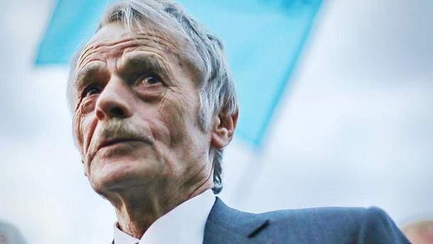 Лидер крымских татар просит заключенных Кремля прекратить голодовку