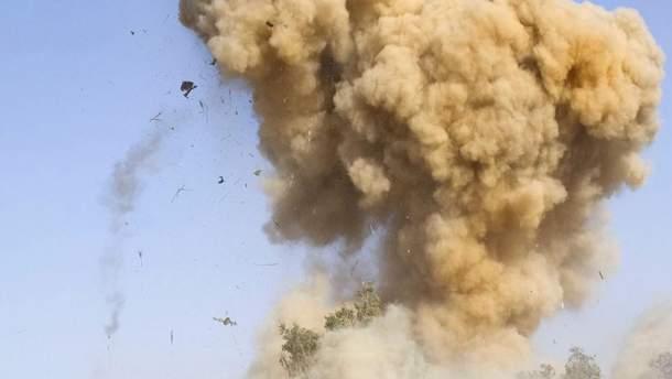 Черговий теракт в Афганістані