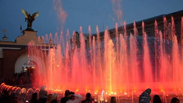 У Києві заборонили купатися у фонтанах