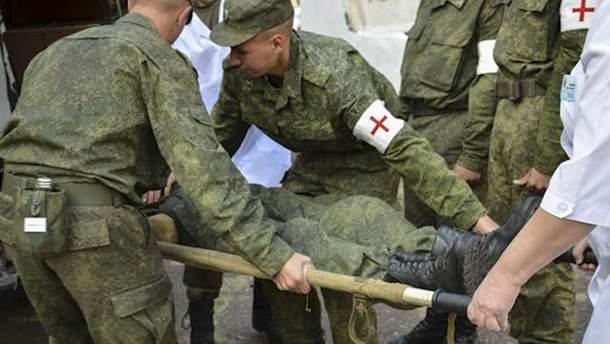 Украинский военный получил ранения на Донбассе