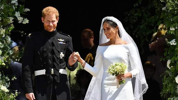 Весілля принца Гаррі та Меган Маркл: які зіркові гості відвідали церемонію вінчання