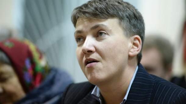 У Надії Савченко з'явилися нові адвокати