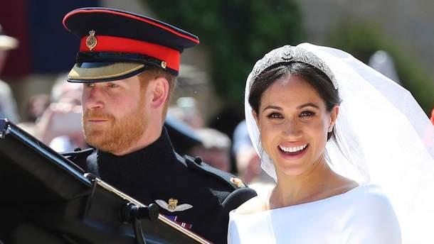 Что известно про роскошную тиару Меган Маркл для свадебной церемонии