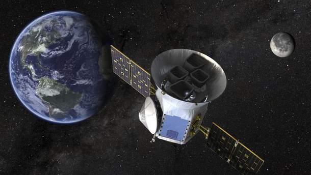 """""""Охотник за планетами"""" прислал на Землю первый тестовый снимок"""