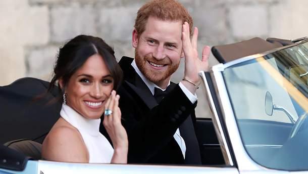 Королевская свадьба: Меган Маркл продемонстрировала второй свадебный образ