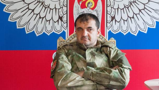"""Олег Мамієв, більш відомий як """"Мамай"""""""