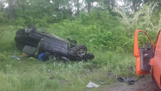 Жуткое ДТП, в котором погибла молодая беременная женщина, произошло в Сумской области
