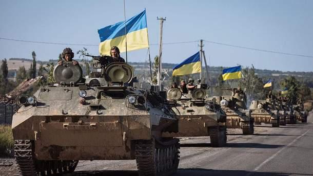 В районі Донецької фільтрувальної станції бойовики застосували реактивні системи