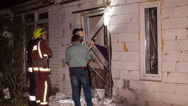 В Днепре возле кафе взорвалось неизвестное устройство