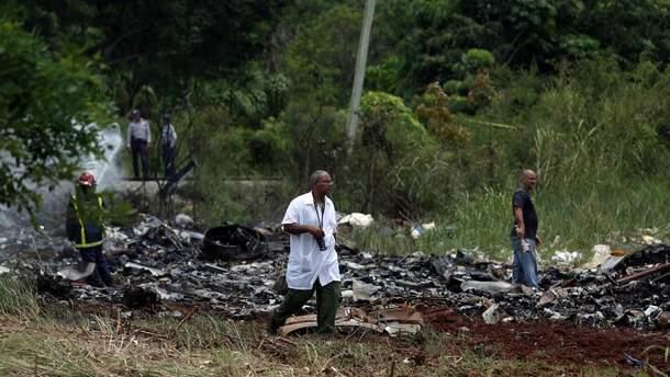 В авиакатастрофе на Кубе погибли 20 священников