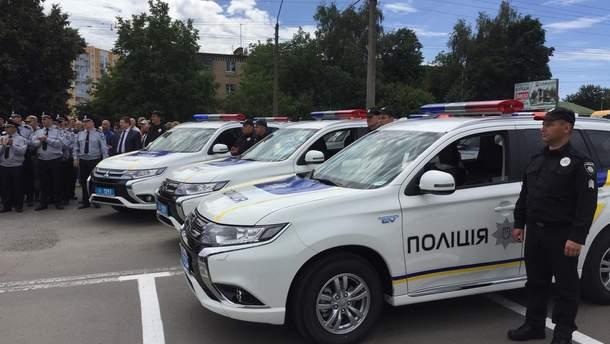 МВД Украины и эксперты Евросоюза разрабатывают стратегию для украинской полиции
