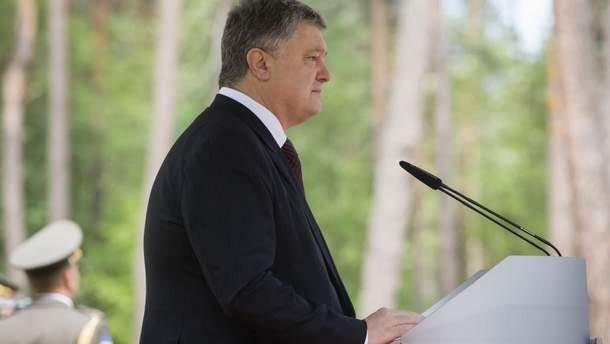 Россиянам он пригодится как дорога для отступления, – Порошенко про Крымский мост