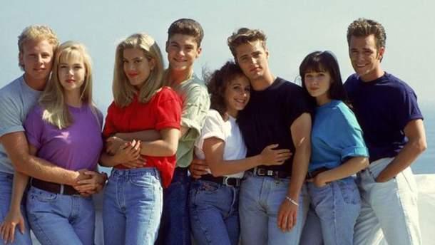 "Герої серіалу ""Беверлі-Гіллз 90210"""