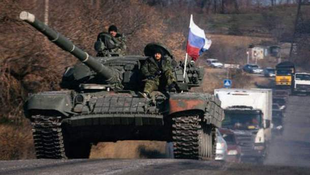 Порошенко розповів про окупацію Донбасу і Криму Росією