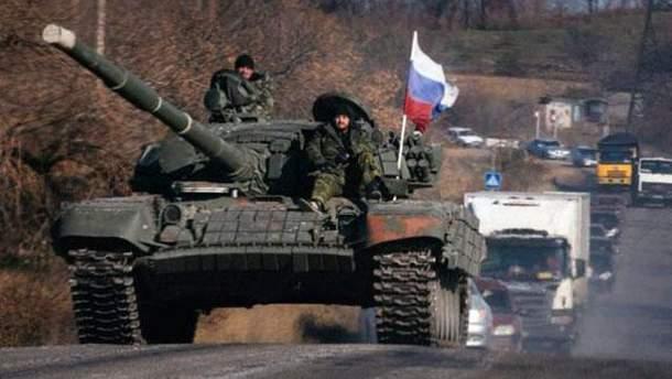 Порошенко рассказал про оккупацию Донбасса и Крыма Россией