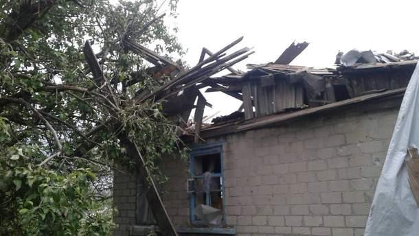 За добу проросійські бойовики двічі обстріляли Зайцеве