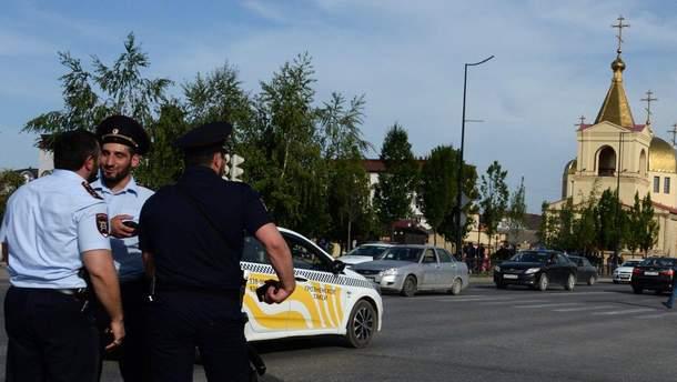 Нападение на православную церковь в Чечне 19 мая