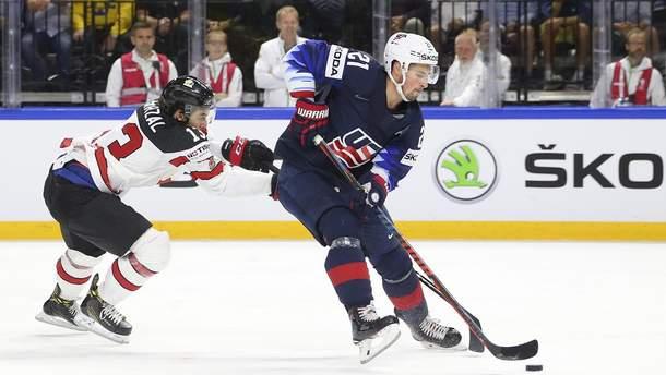 США победили Канаду в матче за бронзу на Чемпионате мира по хоккею