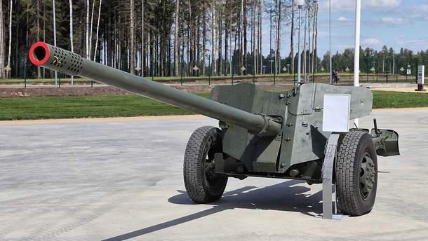 """ВСУ получили модернизированные пушки """"Рапира"""""""