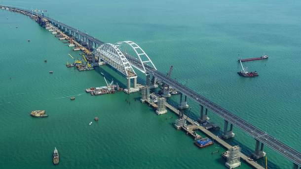 Крымский мост – это дорога в тупик
