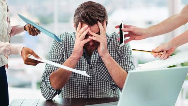 Как организм человека реагирует на стресс: