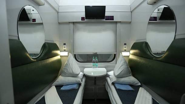 Українцям обіцяють нові пасажирські вагони
