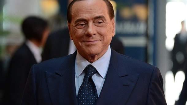 Берлусконі назвав окупований Крим