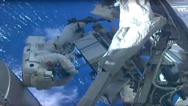 Курьез в открытом космосе