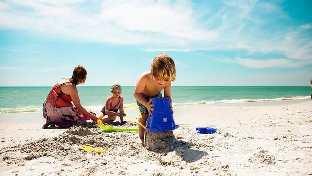 Как организовать семейный отпуск