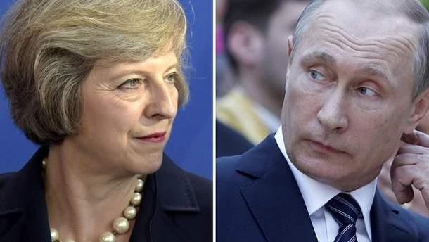 """Уряд Терези Мей навряд чи введе санкції проти """"осіб, пов'язаних з Кремлем"""""""