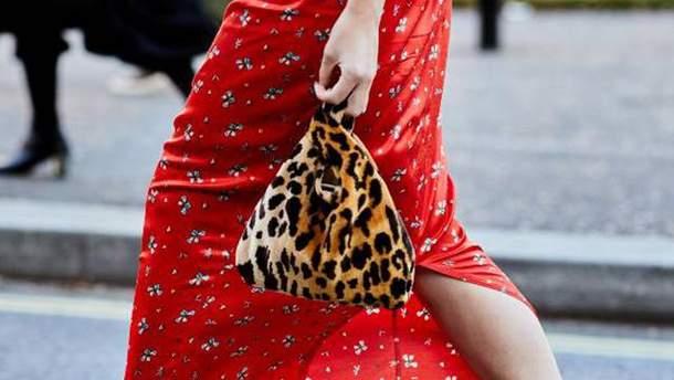 Леопардовый принт будет в тренде